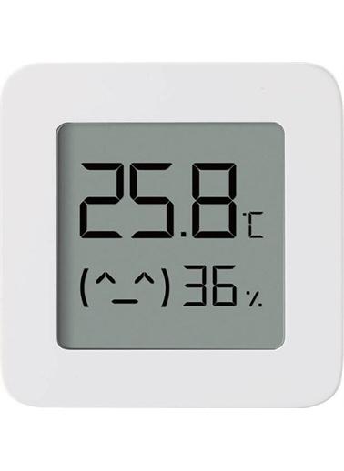Xiaomi Xiaomi Bluetootlu Termometre Ve Nem Ölçer Mi Monitör 2 - 2032 Pil Renkli